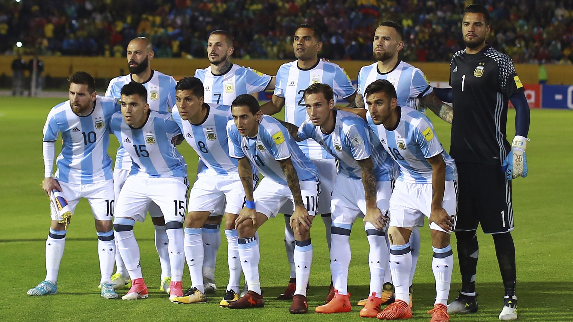 Con un promedio de edad de 28 años, el valor de la Argentina es de 630,12 millones de dólares