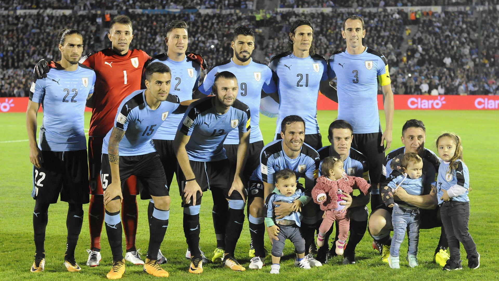 Con un promedio de edad de 27 años, el valor de Uruguay es de 243,66 millones de dólares