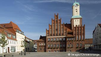 Deutschland Altstadt von Wittstock-Dosse, Mecklenburg-Vorpommern (Imago/Chromorange)