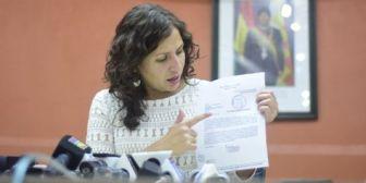 Ministra de Salud reporta una cuarta muerte por huelga e insta a los médicos a retomar el diálogo