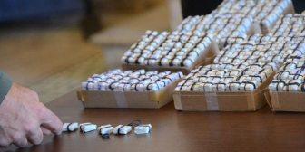 Estados Unidos alertó sobre la producción de fentanilo en México