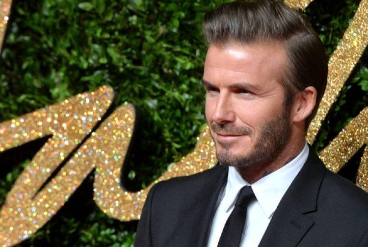 David Beckham durante un evento en Londres(Anthony Harvey/Getty Images)