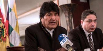 Evo baja el tono, dice que Bolivia y Chile deben mantener diálogo permanente