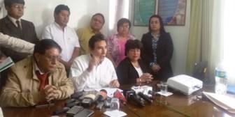 Fesimra: 'No vamos a tirar la toalla, el paro continúa'