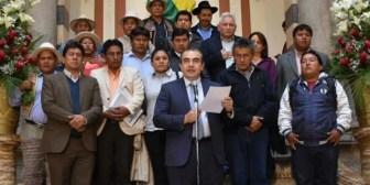 Pacto Fiscal cerró sin redistribución de recursos de Coparticipación Tributaria