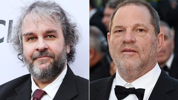 Harvey Weinstein vetaba actrice reveló Peter Jackson