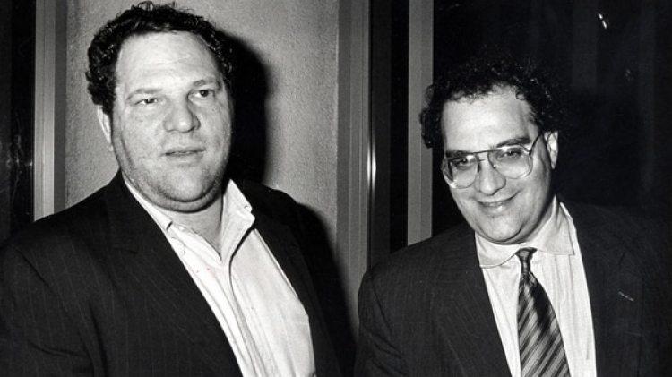 Harvey y Bob Weinstein, los hermanos al frente de Miramax