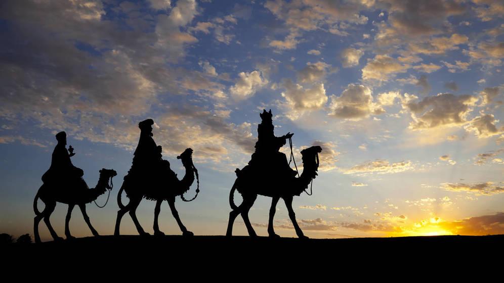 Foto: Ya vienen por el arenal. (iStock)