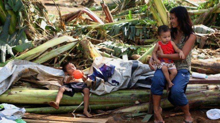 Más de 87.700 personas debieron ser evacuadas (AFP)