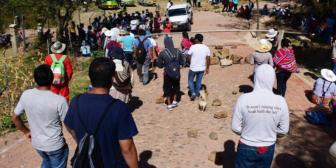 Comunarios impiden reforestación en el Parque Tunari