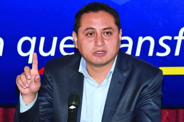 Caso taladros: hallan culpa en Achá y otros funcionarios