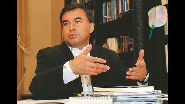Resultado de imagen para El embajador de Bolivia en Cuba, Juan Ramón Quintana