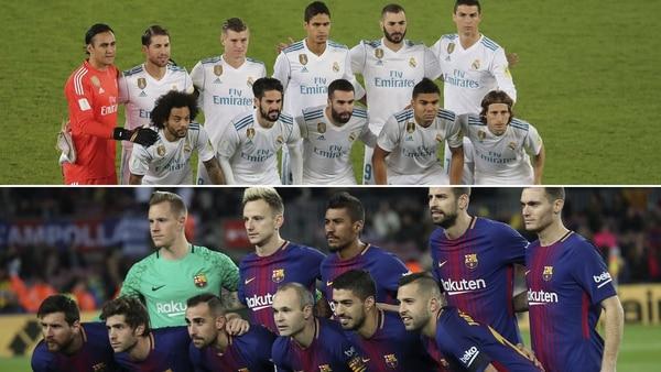 Los memes que dejó la goleada del Barcelona al Real Madrid