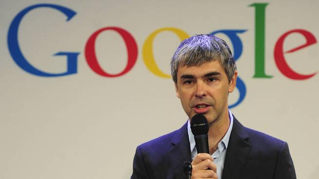 El cofundador de Google, Larry Page