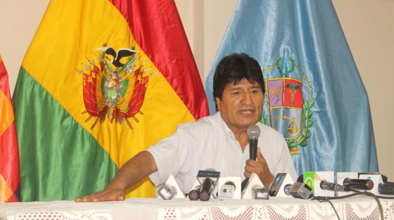 Gobierno boliviano insiste en que Evo Morales se postulará en 2019