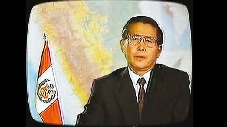 """Fujimori realizó un """"autogolpe"""" de Estado en 1992, al disolver el Congreso y el Poder Judicial"""