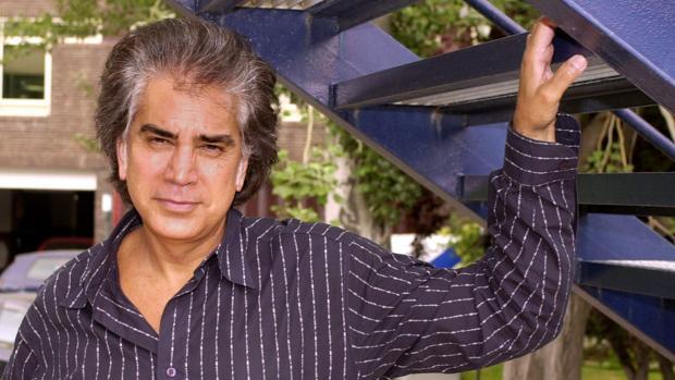 El cantante venezolano «El Puma»