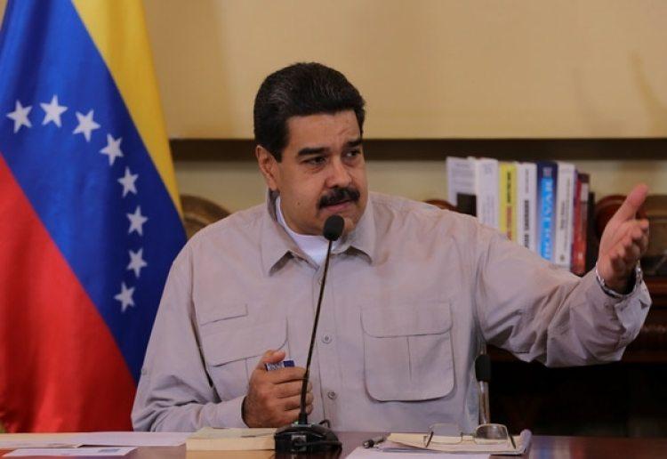 El presidente de Venezuela Nicolás Maduro (Reuters)