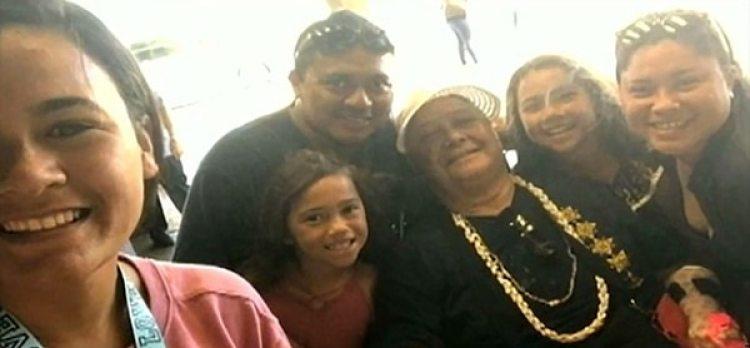La familia Kekona