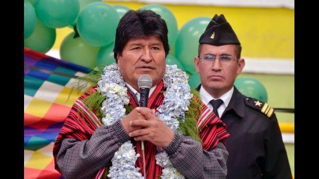 Bolivia planea nuevo sistema de salud gratuito: Evo Morales