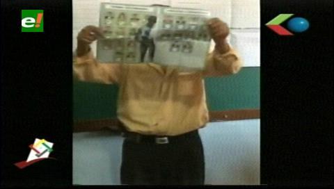 """""""El negro del WhatsApp"""" presente en las elecciones judiciales"""