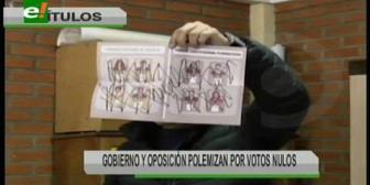 Video titulares de noticias de TV – Bolivia, mediodía del lunes 4 de diciembre de 2017