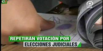 Video titulares de noticias de TV – Bolivia, noche del martes 12 de diciembre de 2017