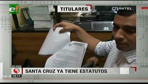 Video titulares de noticias de TV – Bolivia, mediodía del sábado 30 de diciembre de 2017