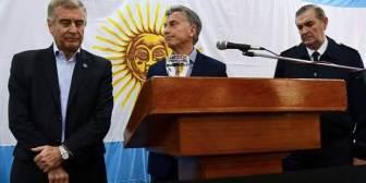 Oscar Aguad desplazó al jefe de la Armada, Marcelo Srur, en medio de la crisis por el submarino