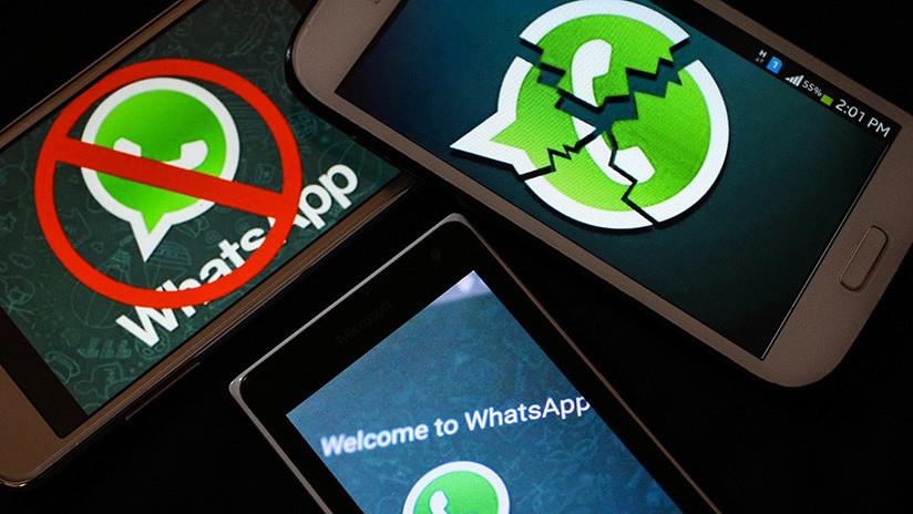 Se cae servicio de WhatsApp y todo mundo enloquece
