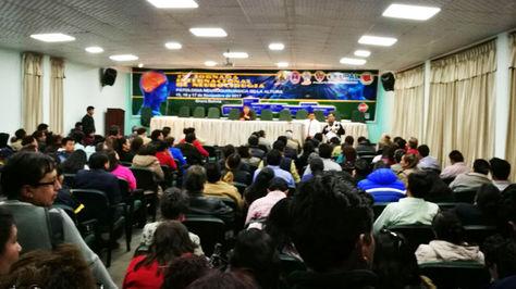 Asamblea de los médicos de Oruro