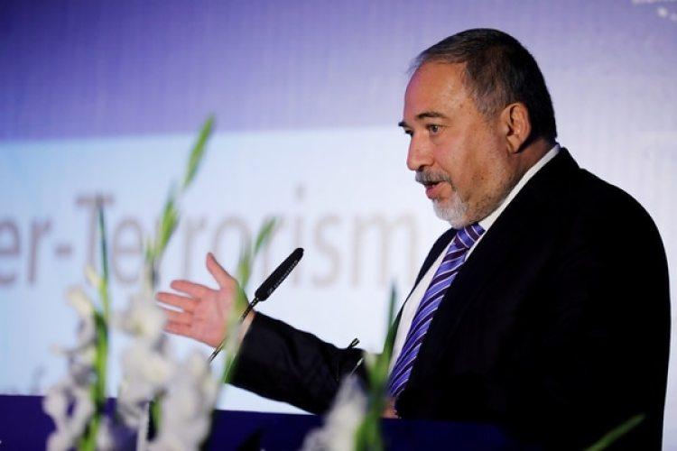 El ministro de Defensa, Avigdor Lieberman, impulsa la ley