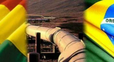 Brasil evalúa reducir a la mitad la compra de gas a Bolivia