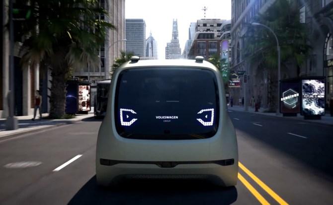 Volkswagen y Hyundai se unen a una de las startups más prometedoras para desarrollar coches autónomos