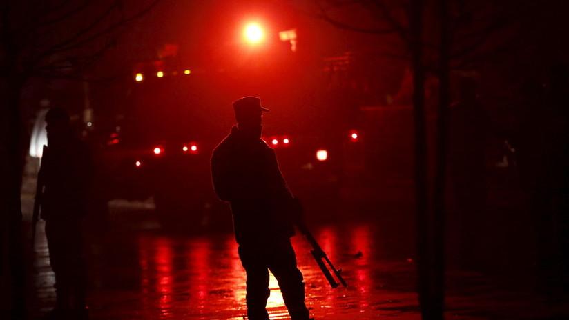 Atentado suicida deja 11 muertos en Kabul