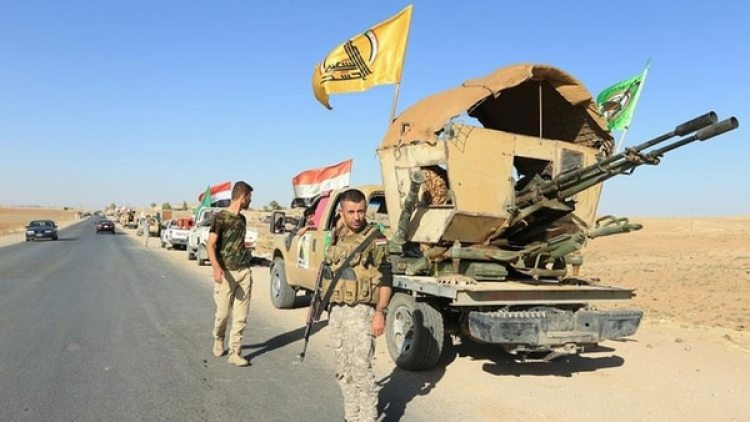 Fuerzas de movilización iraquíes fueron trasladadas a Irán para reprimir las protestas