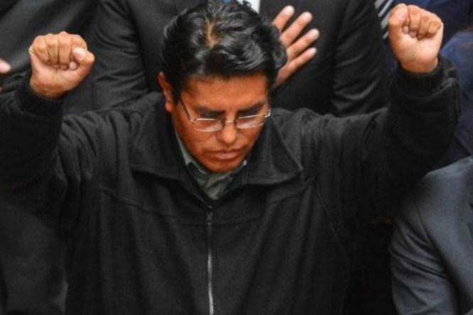 Resultado de imagen para Gregorio Aro, nuevo presidente del Tribunal Agroambiental