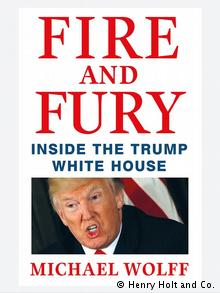 Cover von Fire and Fury (Henry Holt and Co.)