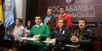 Alcalde de Cochabamba: el Código Penal no sanciona debidamente el microtráfico de drogas