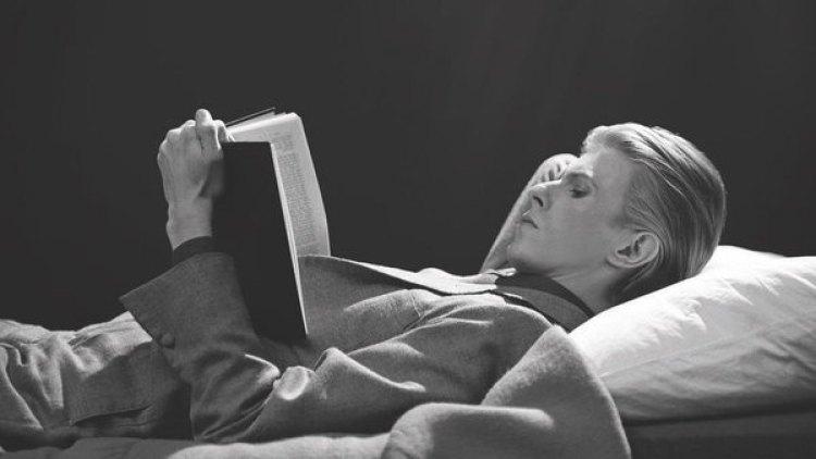 La prolífica carrera del artista estuvo plagada de lectura
