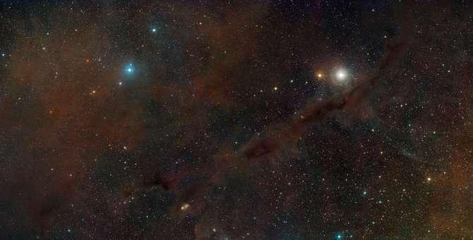 Nube molecular 1 de Tauro