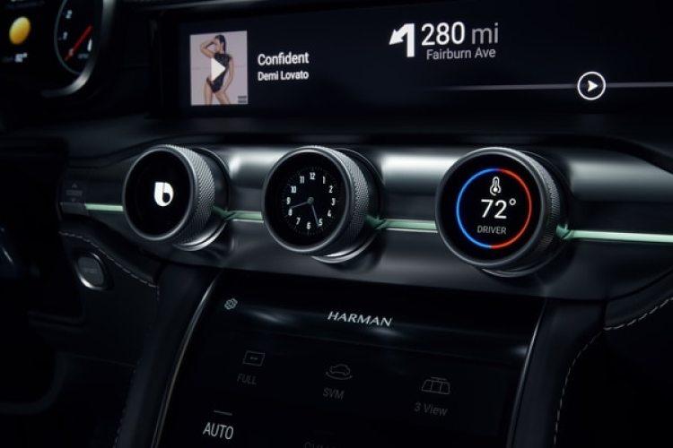 Samsung mostró cómo Bixby podría integrarse también al vehículo