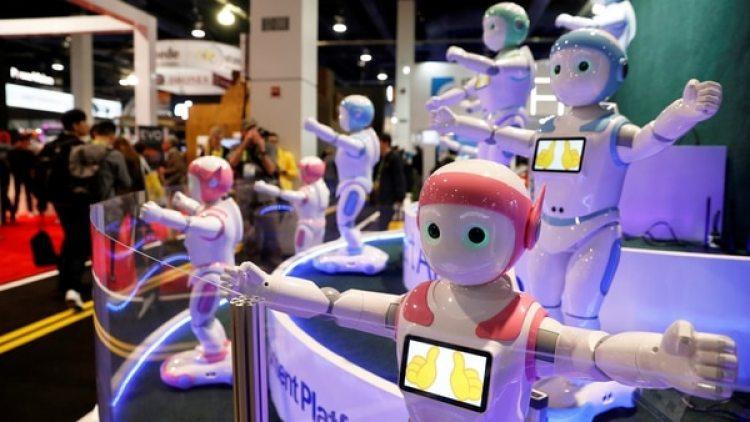 Avatarmind iPal Smart AI Robot está diseñado para ser acompañantes de niños y ancianos. (Reuters)