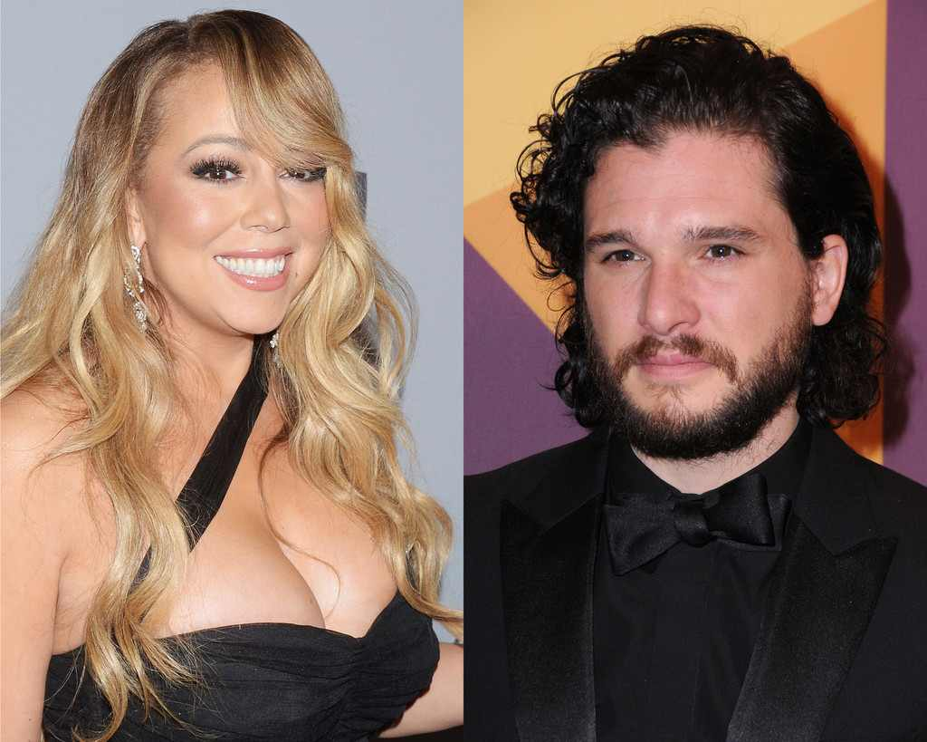 Mariah Carey, Kit Harington