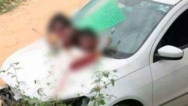 Horror en México: Sicarios arrojan otras 4 cabezas decapitadas con mensajes
