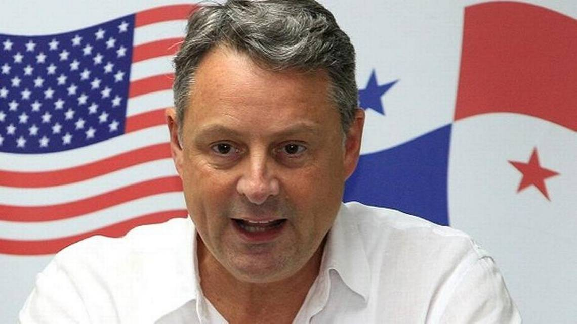 Embajador de EU en Panamá renuncia de tras expresiones racistas de Trump