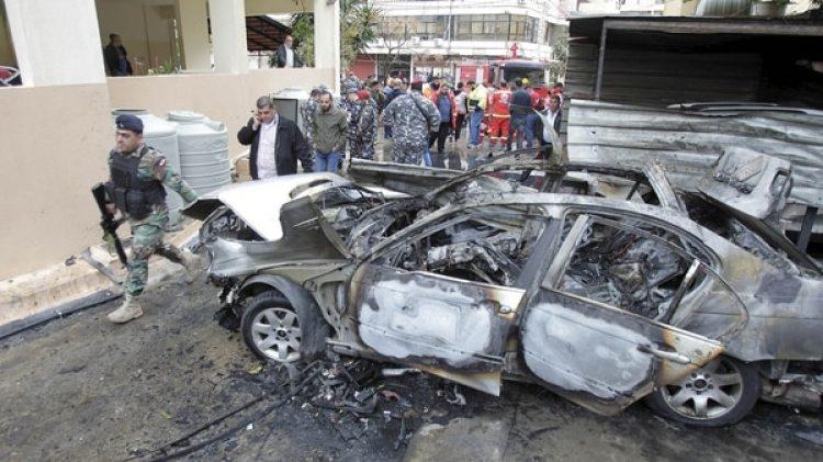 Un coche bomba explotó en el sur del Líbano (Reuters)