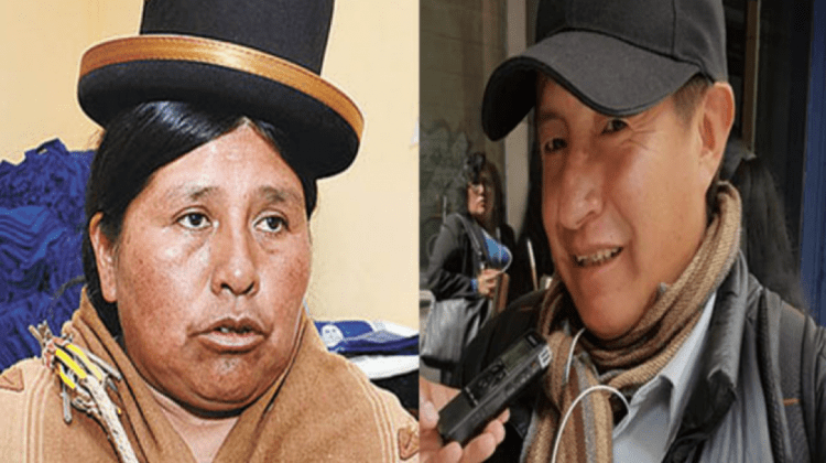 Quispe y Huanca
