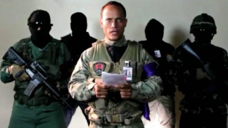 Óscar Pérez, el ex policía abatido por las fuerzas chavistas
