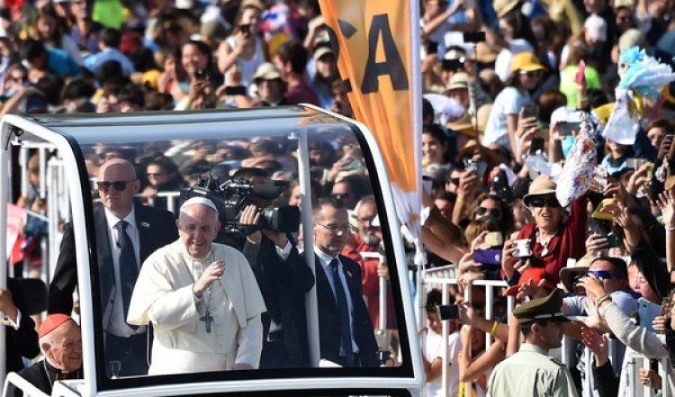 (AFP PHOTO / Guillermo MUNOZ)